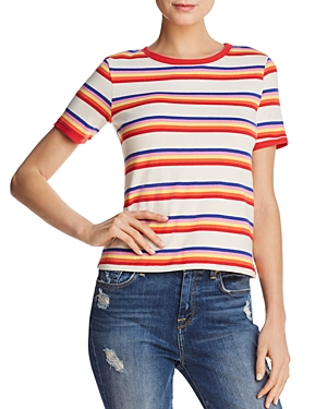 Honey Punch Vintage Striped Tee