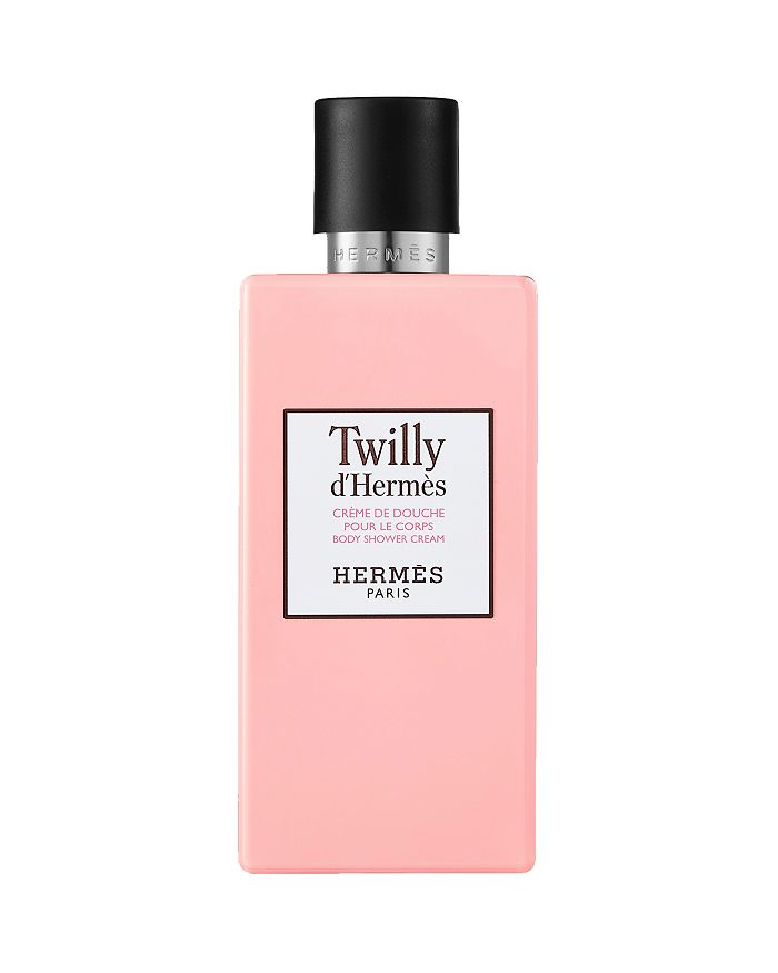 Pre-owned Hermes Twilly D' Body Shower Cream