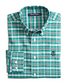 Brooks Brothers Boys' Non-Iron Tattersall Sport Shirt - Little Kid, Big Kid - Bloomingdale's_0