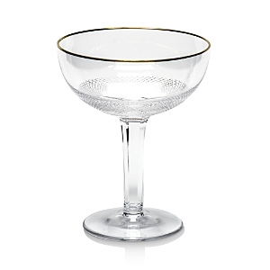 Moser Royal Champagne Coupe