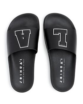 Joshua Sanders - Women's City Pool Slide Sandals