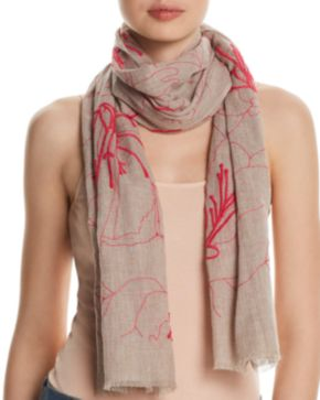 ACCESSORIES - Oblong scarves Fraas F9DxtIb5
