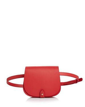 Belt Bag - 100% Exclusive, Coral Red/Gold