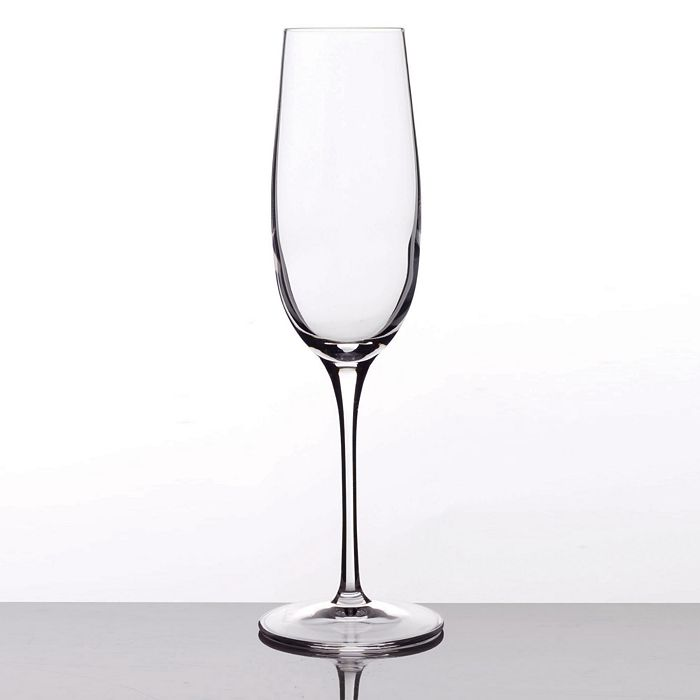 Luigi Bormioli - Crescendo 8 oz. Champagne Glasses, Set of 4