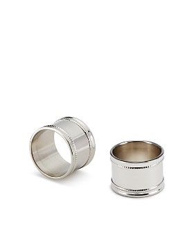Aman Imports - Brass Napkin Ring - 100% Exclusive