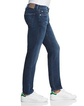 S.M.N Studio - Hunter Tapered Slim Fit Jeans in Atlas - 100% Exclusive