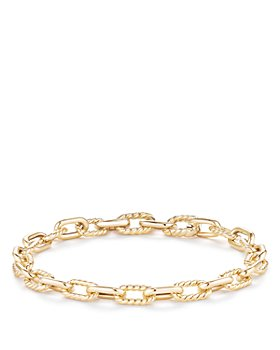 David Yurman - Madison Bold Chain Bracelet in 18K Gold