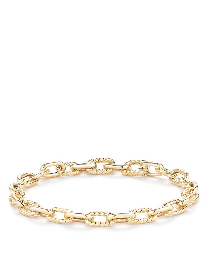 David Yurman - Madison Bold Chain Bracelet in 18K Gold