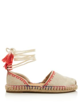 TOMS Women's Kataln Ankle Wrap Espadrille Flats - 100% Exclusive bo97sJjjA