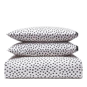kate spade new york - Flamingo Dot Duvet Cover Sets
