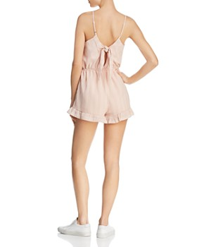 PPLA - Mooney Striped Romper - 100% Exclusive
