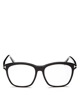 Tom Ford - Square Blue Light Glasses, 54mm