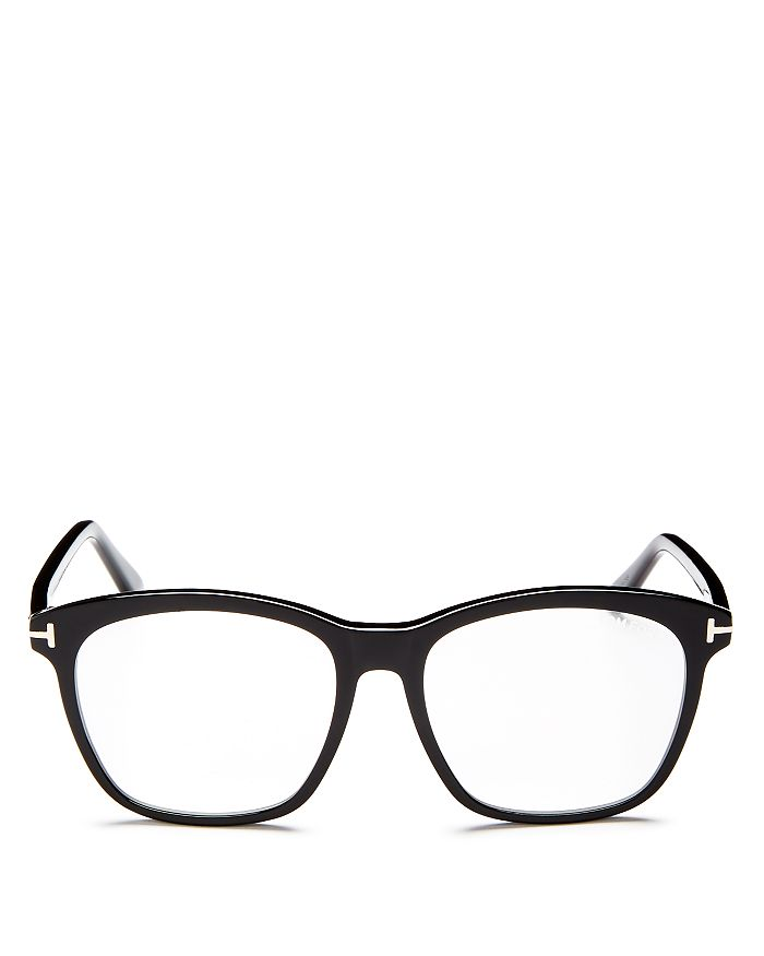 fed764eae511 Tom Ford - Square Blue Blocker Glasses