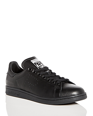 Raf Simons for Adidas Stan Smith Leather Lace Up Sneakers