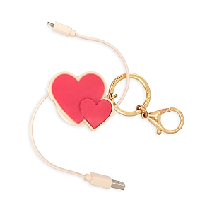 ban. do Heart to Heart Retractable Charging Cord
