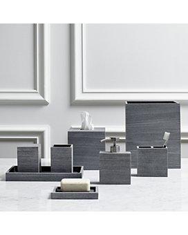 Kassatex - Slate Bath Accessories