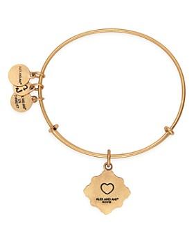 Alex and Ani - Mom Expandable Wire Bangle Bracelet