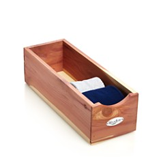 Woodlore Cedar Socks Box - Bloomingdale's Registry_0
