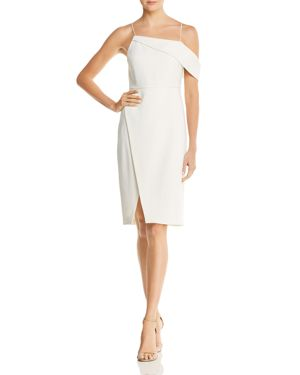 Laundry by Shelli Segal Asymmetric Cocktail Dress 2880052