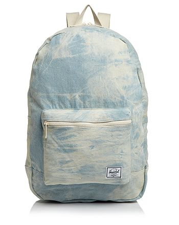 Herschel Supply Co. - Daypack Denim Backpack