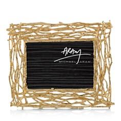 """Michael Aram - Gold-Tone Twig Frame, 7"""" x 5"""""""