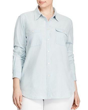 Ralph Lauren - Chambray Button-Down Shirt