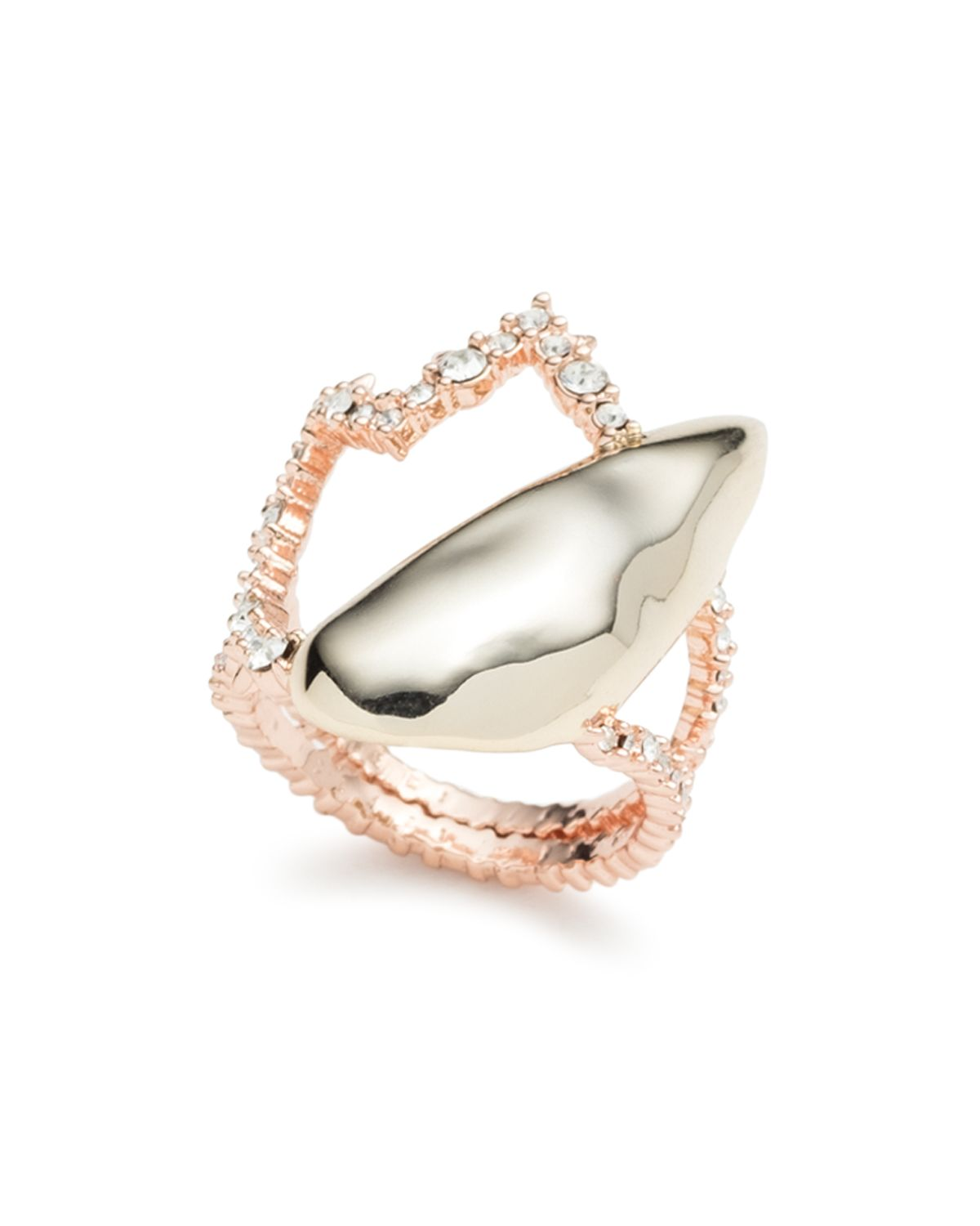 Tulip Cocktail Ring by Alexis Bittar