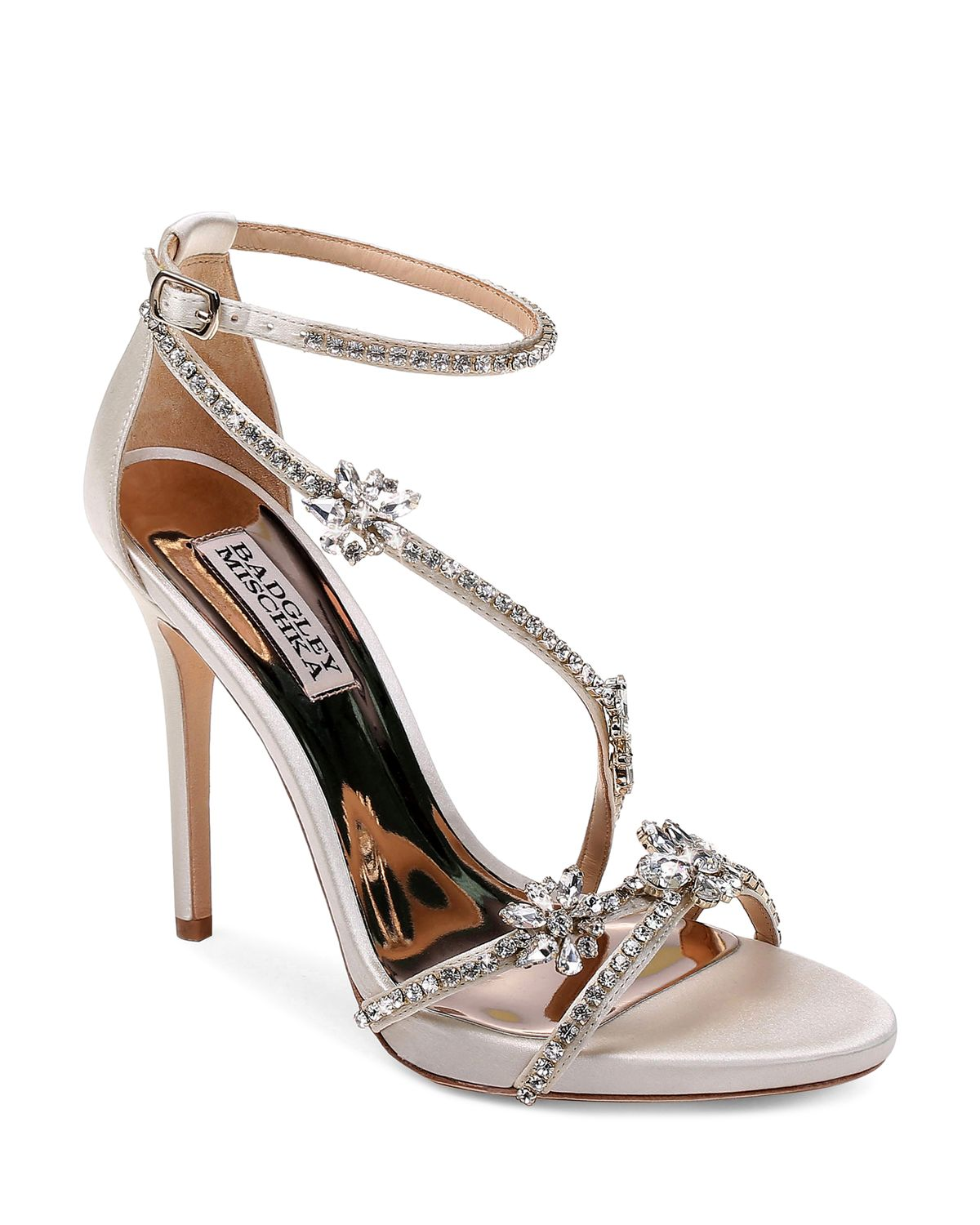 Badgley Mischka Women's Hodge Strappy Sandal