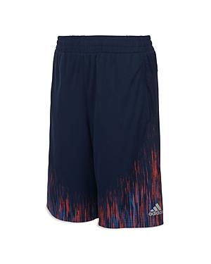 Adidas Boys Vertical Hype Shorts  Little Kid