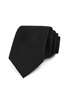 The Men's Store at Bloomingdale's Jewel Solid Classic Tie_0