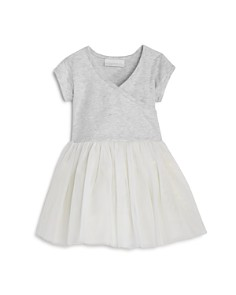Elegant Baby - Girls' Tutu Bodysuit Dress - Baby