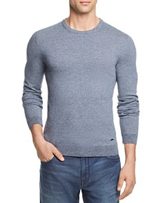 BOSS Fabello-D Cotton Crewneck Sweater - Bloomingdale's_0