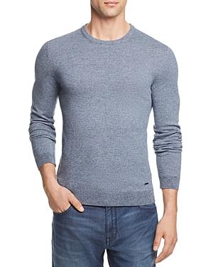 Boss Fabello-d Cotton Crewneck Sweater