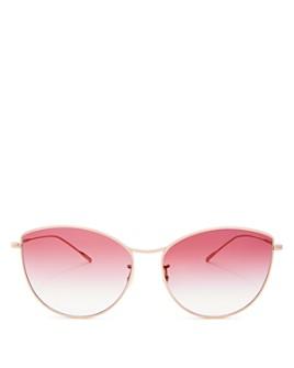 Oliver Peoples - Women's Rayette Cat Eye Sunglasses, 60mm