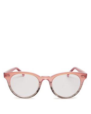 CORINNE MCCORMACK ABBY 50MM READING GLASSES - PINK/ GREY