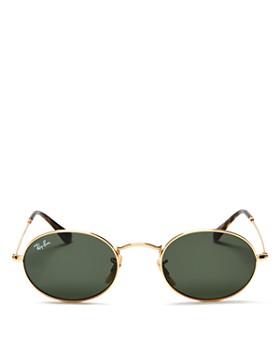 Ray-Ban - Unisex Oval Sunglasses, 54mm