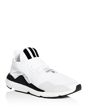 Y-3 - Men's Saikou Primeknit Lace Up Sneakers