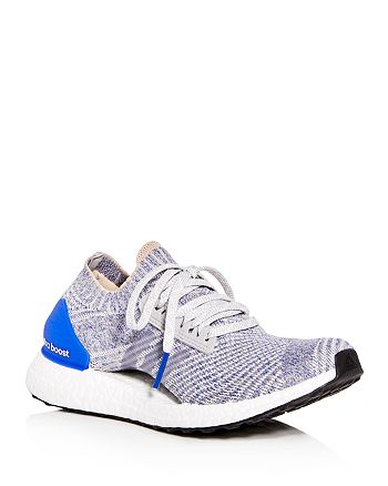Adidas Women's Ultraboost X Knit Lace Up Sneakers