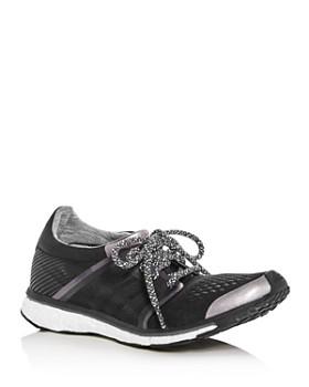 adidas by Stella McCartney - Women's Adizero Adios Lace Up Sneakers