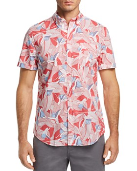 Vineyard Vines - Floral Slim Fit Button-Down Shirt