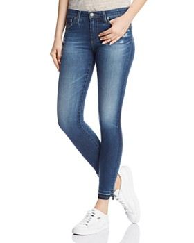 AG - Legging Ankle Jeans in 9 Years Globe