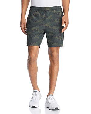 Rhone Guru Camouflage Shorts