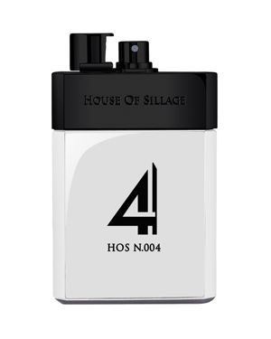 HOUSE OF SILLAGE HOS N.004 PARFUM