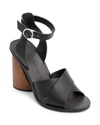 Dolce Vita - Women's Athena Leather Ankle Strap Sandals