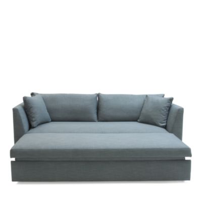 Bloomingdaleu0027s Artisan Collection   Liam Trundle Sleeper Sofa
