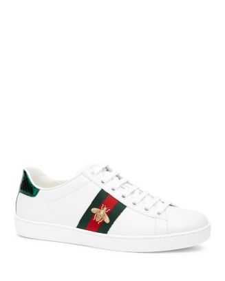 Gucci Sneakers Women's Ace Embroidered Sneakers