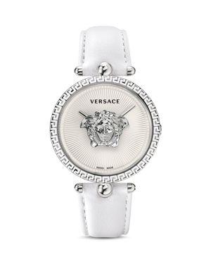 Versace Palazzo White Empire Watch, 39mm