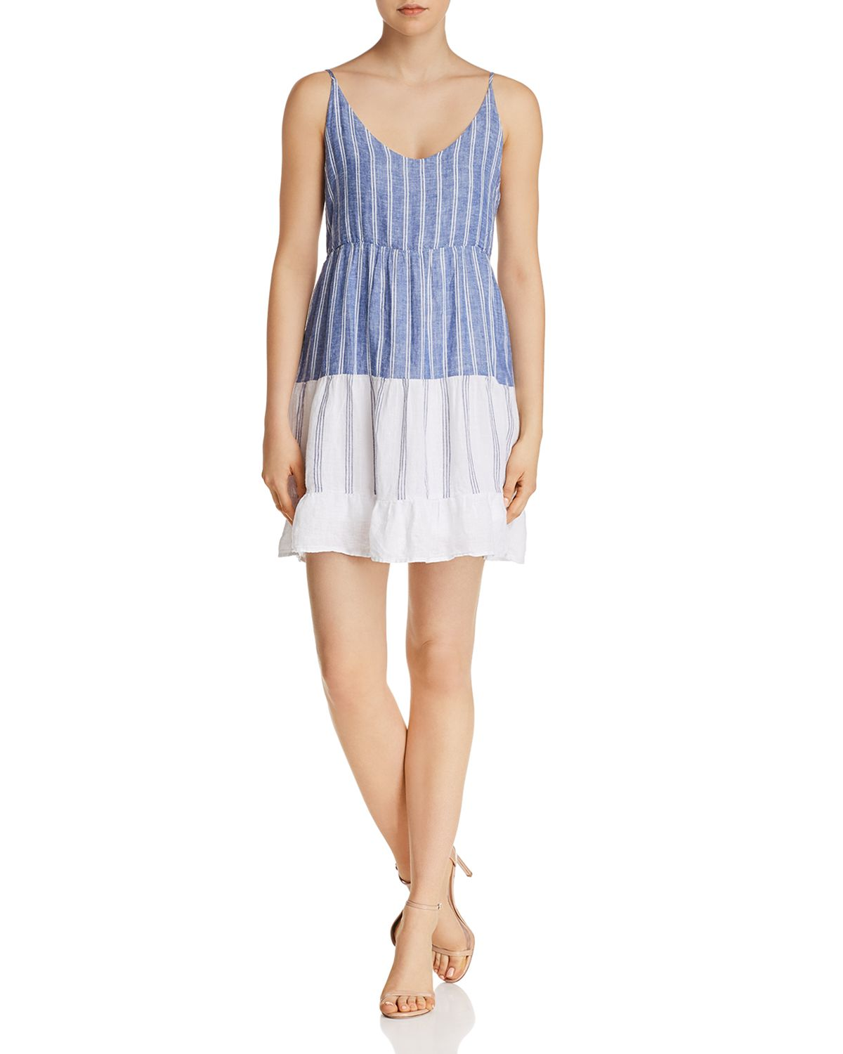 Mattie Striped Dress by Rails