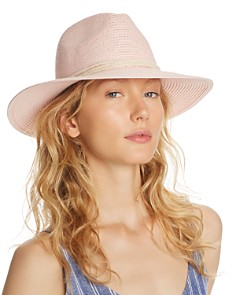 Ale by Alessandra Mariella Straw Fedora - Bloomingdale's_0