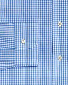 Brooks Brothers - Gingham Regent Fit Dress Shirt